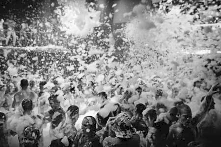 The Foam Party